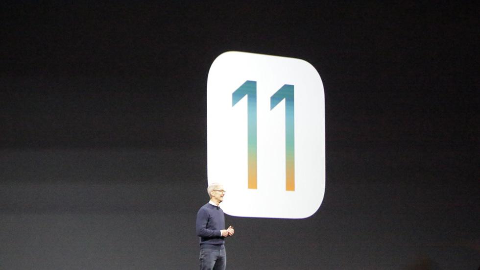 Apple анонсировала iOS 11— денежные переводы через Apple Pay, новый голос Siri, другой Пункт управления