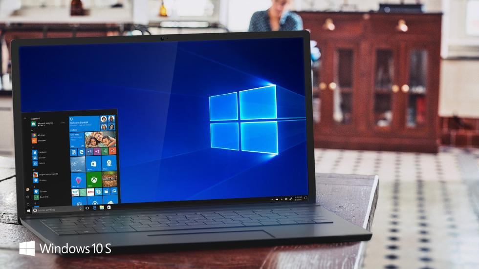 Высокая безопасность Windows 10 S оказалась блефом
