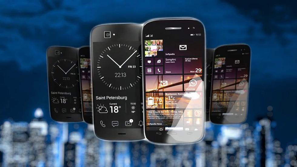 YotaPhone 3представлен официально