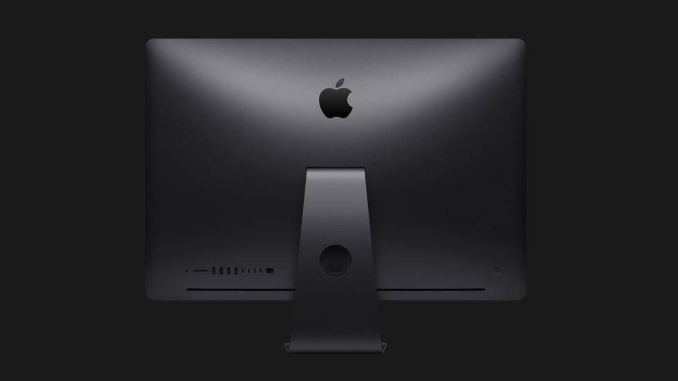 Цена топового iMac Pro — $17000