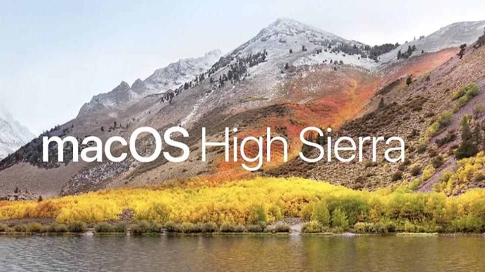 macOS High Sierra— новая версия операционной системы для Mac