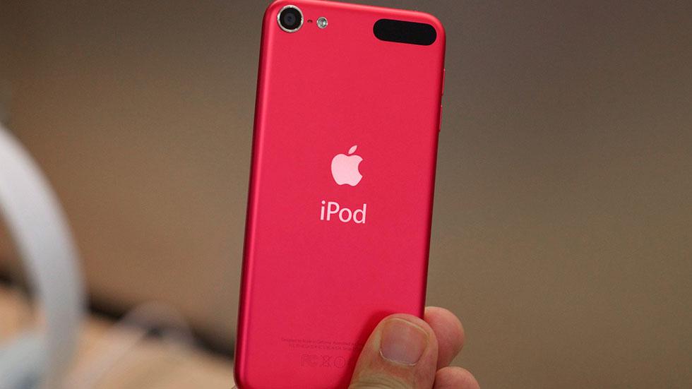 Apple скинула цены наiPod touch шестого поколения
