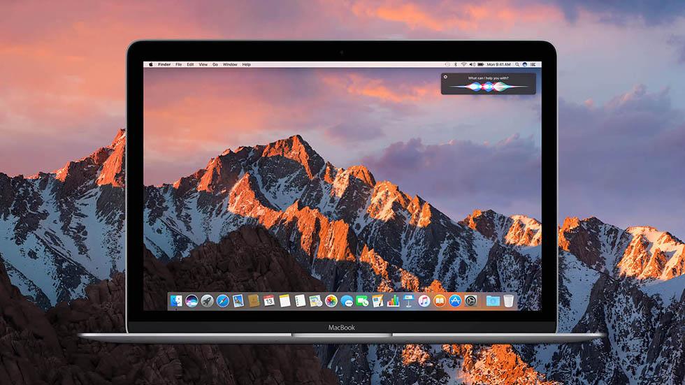 Apple выпустила macOS Sierra 10.12.6, watchOS 3.2.3 и tvOS 10.2.2