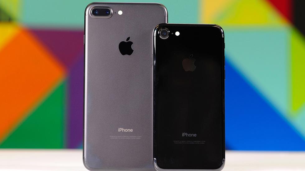Galaxy S8не стал помехой для стабильных продаж iPhone 7