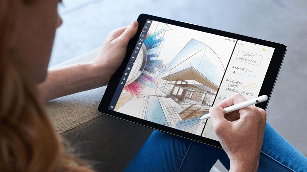 Главную особенность iPad Pro10,5 заметили только сейчас