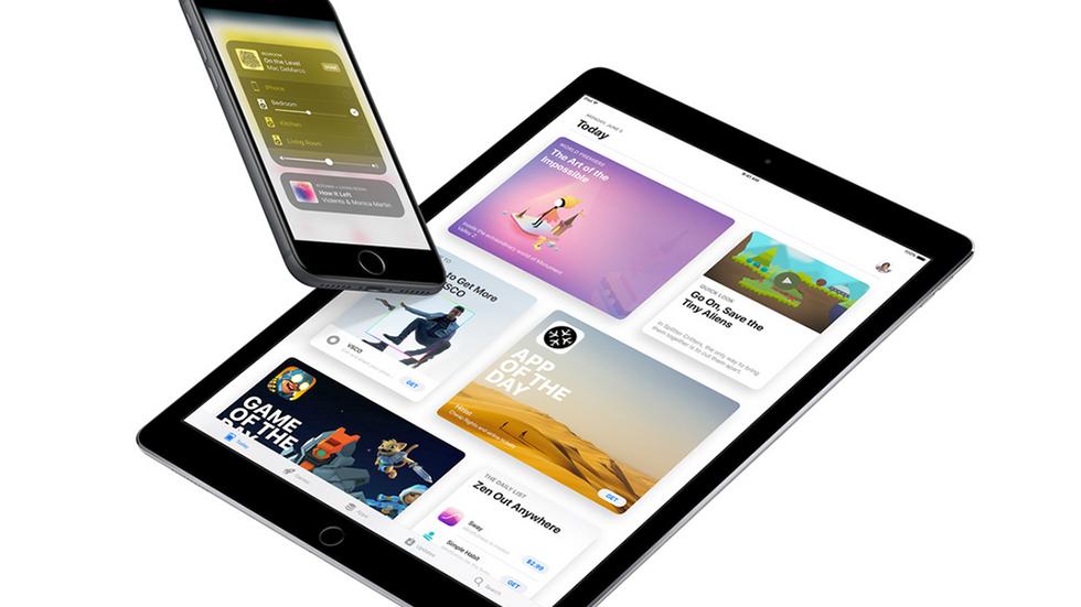 Как быстро работает iOS 11beta 3 (видео)