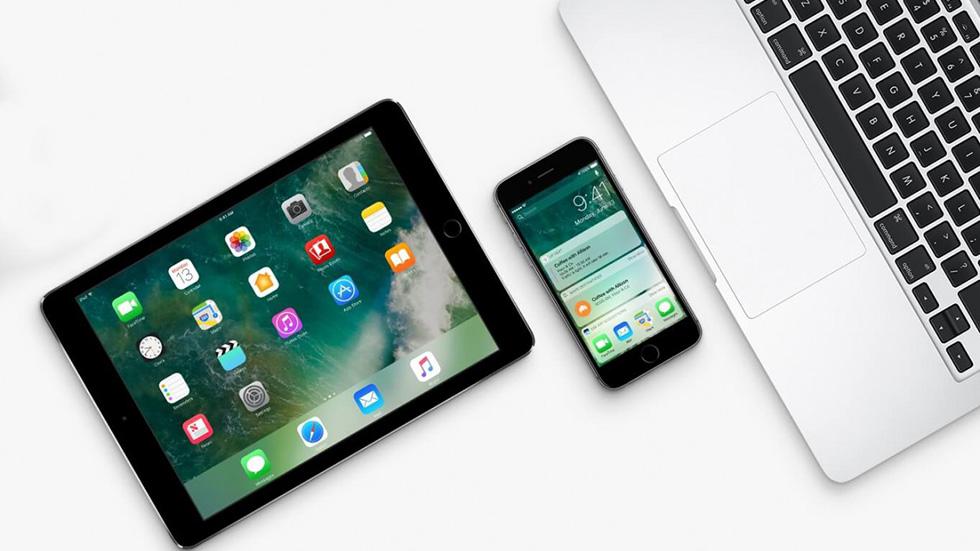 iOS 10.3.3 работает быстрее iOS 10.3.2на iPhone 5иiPhone5s (видео)