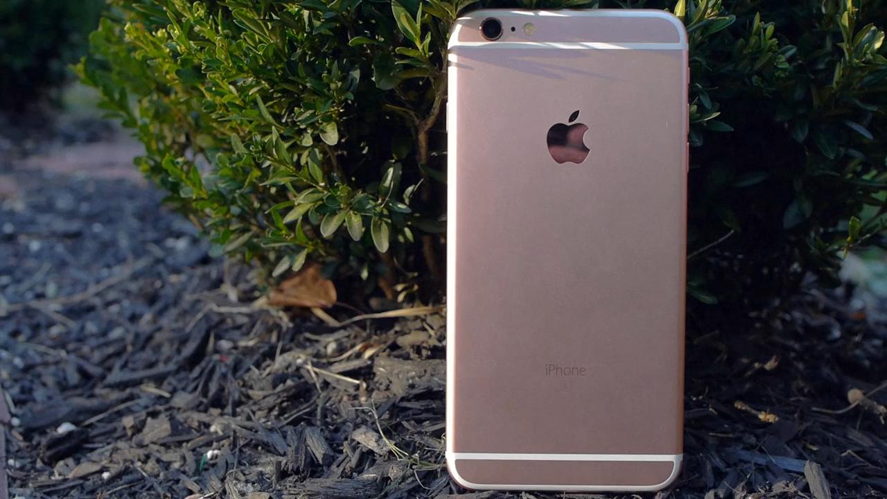 iPhone 6sPlus— обзор, характеристики, цена