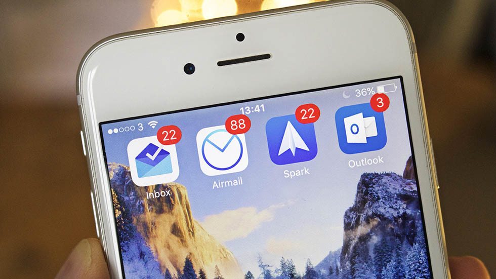 5 альтернатив стандартному почтовому клиенту на iPhone