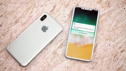 Аналитик назвал российскую цену iPhone 8