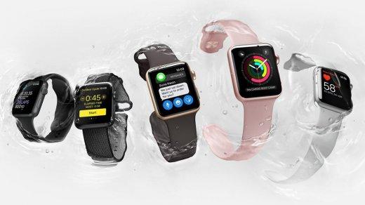 Apple Watch 3получат поддержку LTE, нозвонить сних будет нельзя