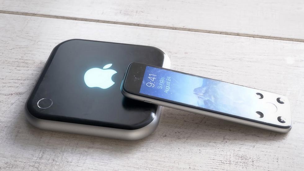 Apple презентует Apple TV5вместе сiPhone 8