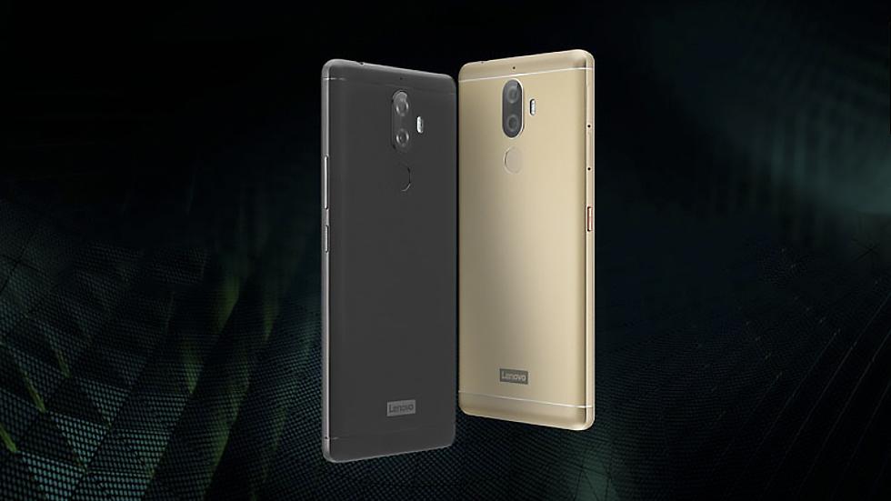 Lenovo выпустила десятиядерный смартфон K8 Note