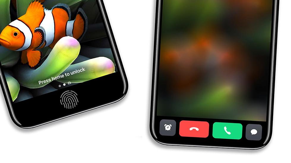 Раскрыты особенности программной кнопки «Домой» iPhone 8