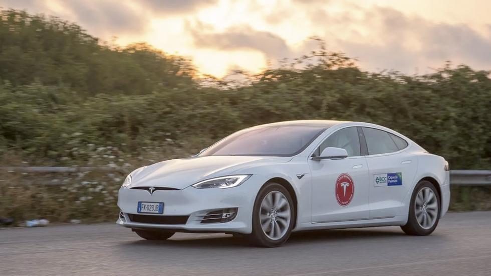 Aspark Owl — электромобиль, который быстрее Tesla Model S