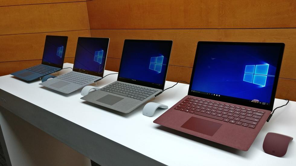 Consumer Reports отговаривает людей от покупки устройств Microsoft Surface