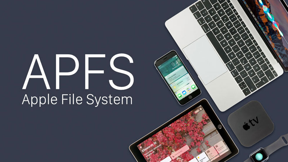 Новая файловая система Apple несовместима с дисками Fusion Drive