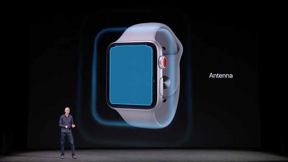Почему в России не будет Apple Watch Series 3 с LTE-модулем