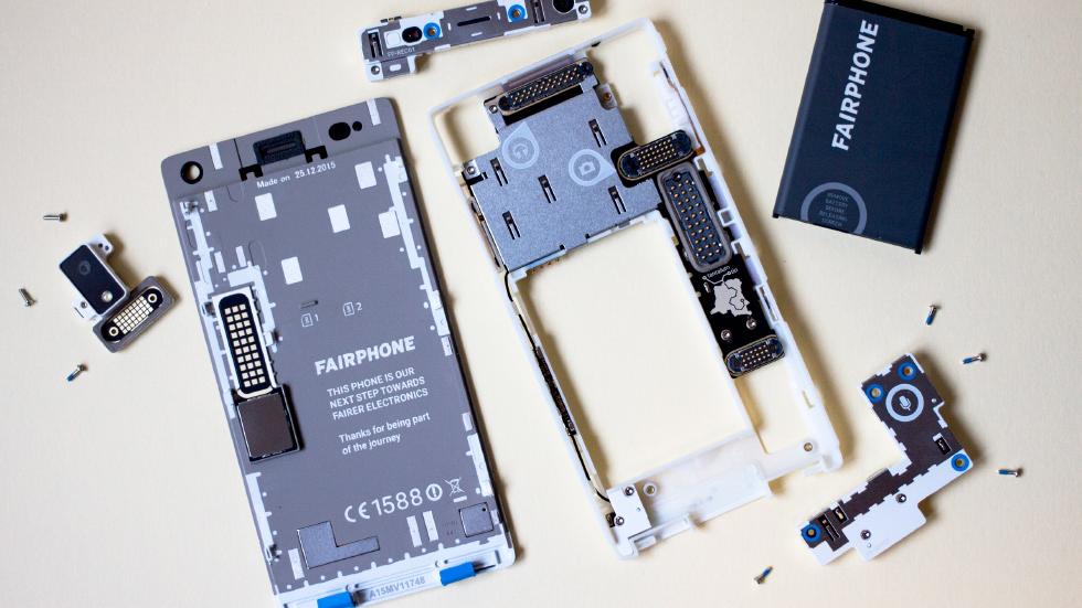 Fairphone 2 — первый смартфон, в котором можно поменять камеру