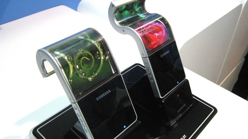 Samsung Galaxy Note9 получит гибкий экран