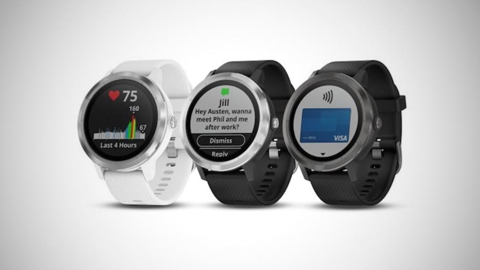 Garmin представила три носимых устройства и собственную платежную систему