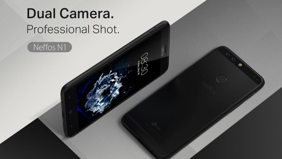 Neffos анонсировала новую серию смартфонов N1 с двойной камерой