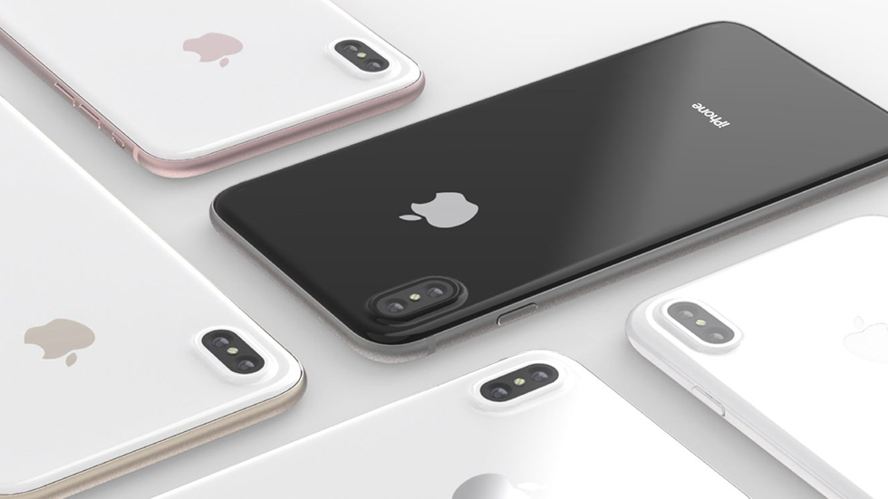СМИ: новые смартфоны Apple получат названия iPhone8, iPhone 8Plus иiPhone Edition