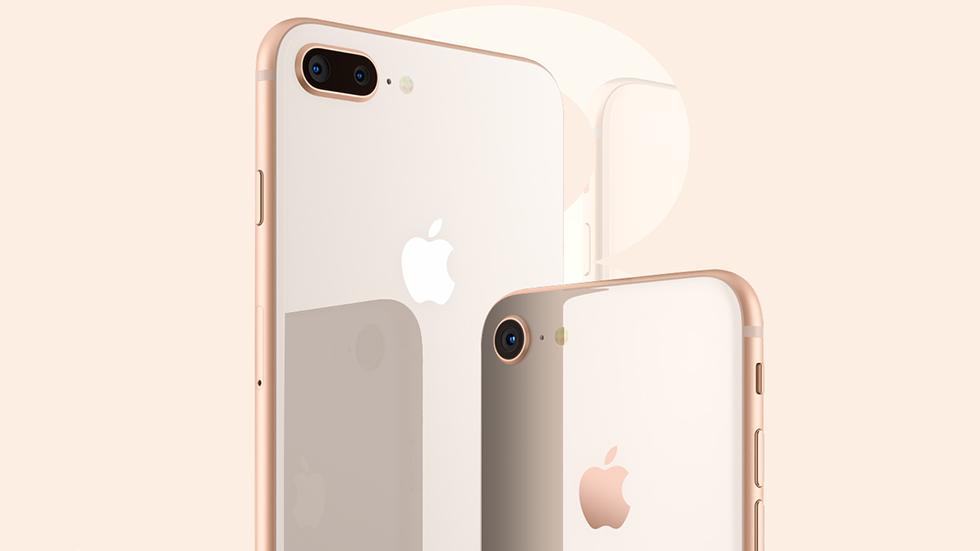 iphone 8 и 8 plus разница
