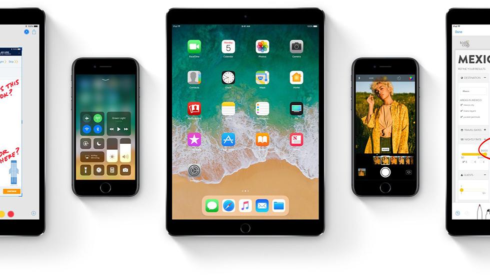 Вышла восьмая публичная бета-версия iOS 11