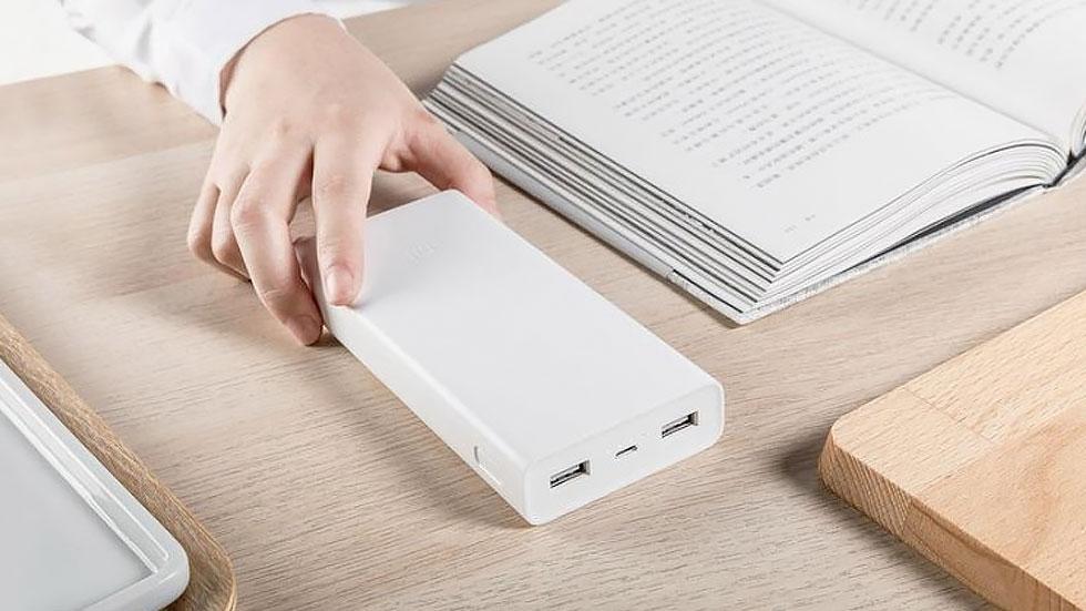 Xiaomi представила портативный аккумулятор на 20 000 мАч за $20