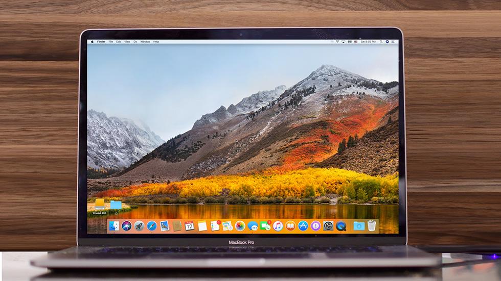 Apple выпустила финальную версию macOS High Sierra