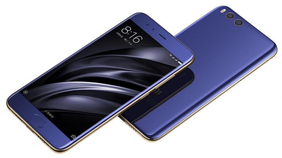 Xiaomi Mi 7 получит 6-дюймовый OLED-дисплей со встроенным сканером отпечатков пальцев