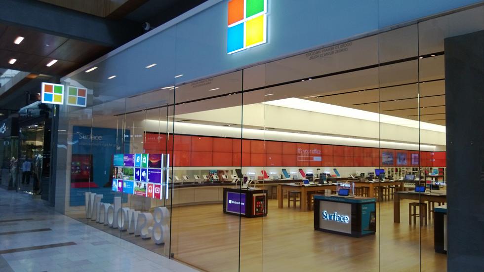 Microsoft откроет фирменный магазин напротив Apple Store в Лондоне