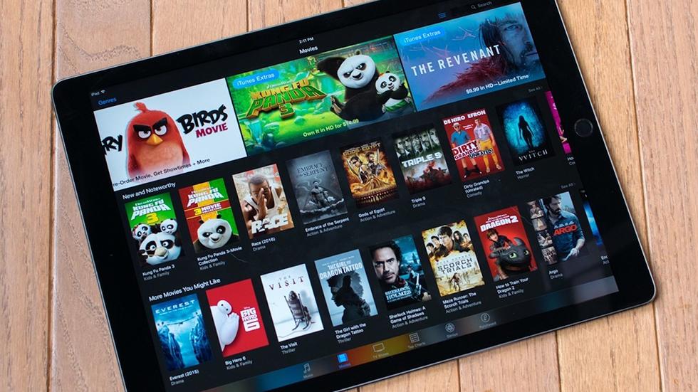 В iTunes Store появятся фильмы с разрешением 4K по цене HD-фильмов