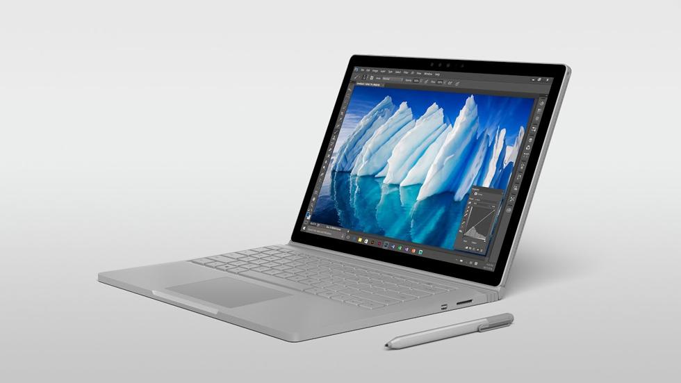 В октябре Microsoft представит новый Surface