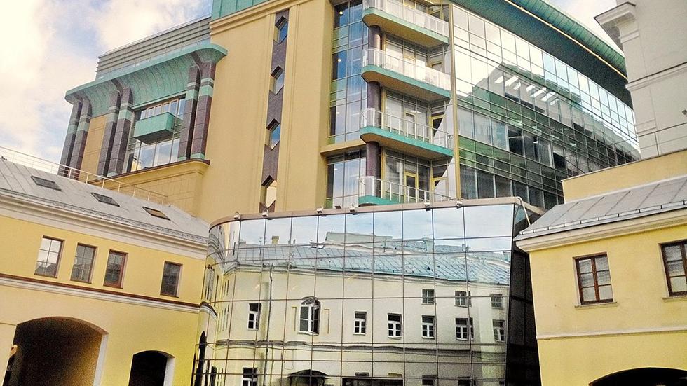 Российское подразделение Apple переезжает вновый офис. Онвсемь раз больше старого