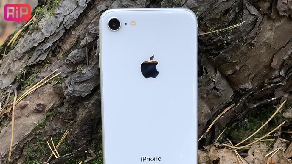4K 60fps на iPhone 8 (видео)