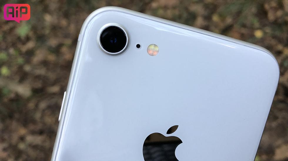 Apple улучшила вспышку в iPhone 8