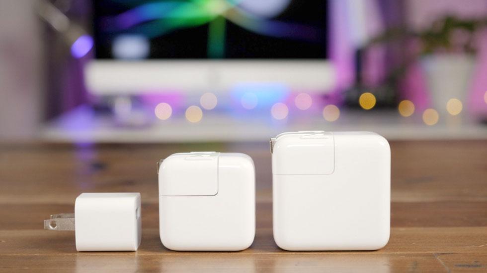 Каким блоком питания максимально быстро зарядить iPhone 8