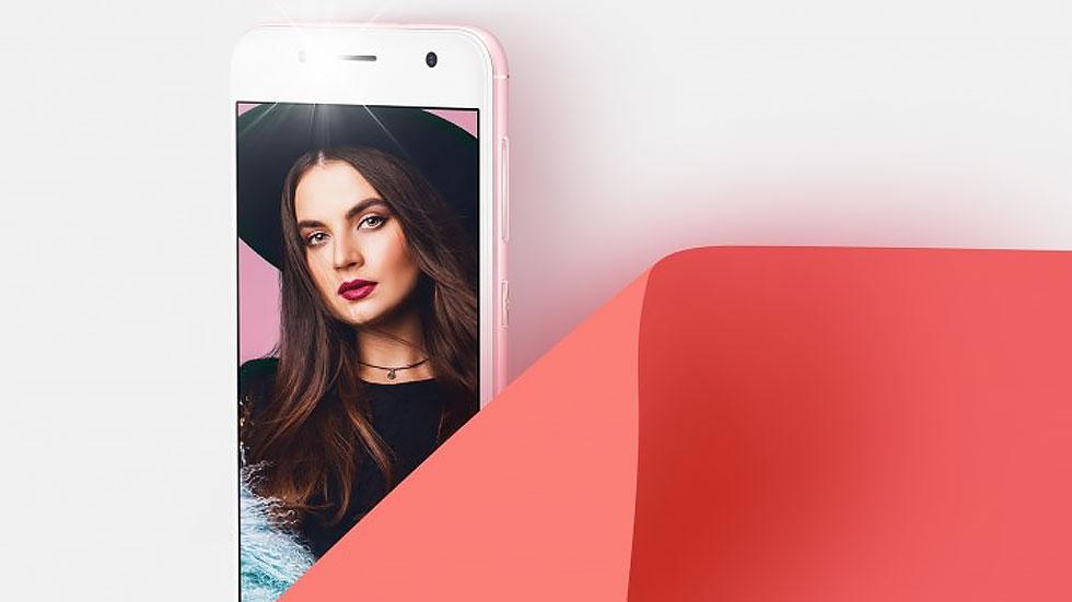 ASUS выпустила смартфон для любителей селфи