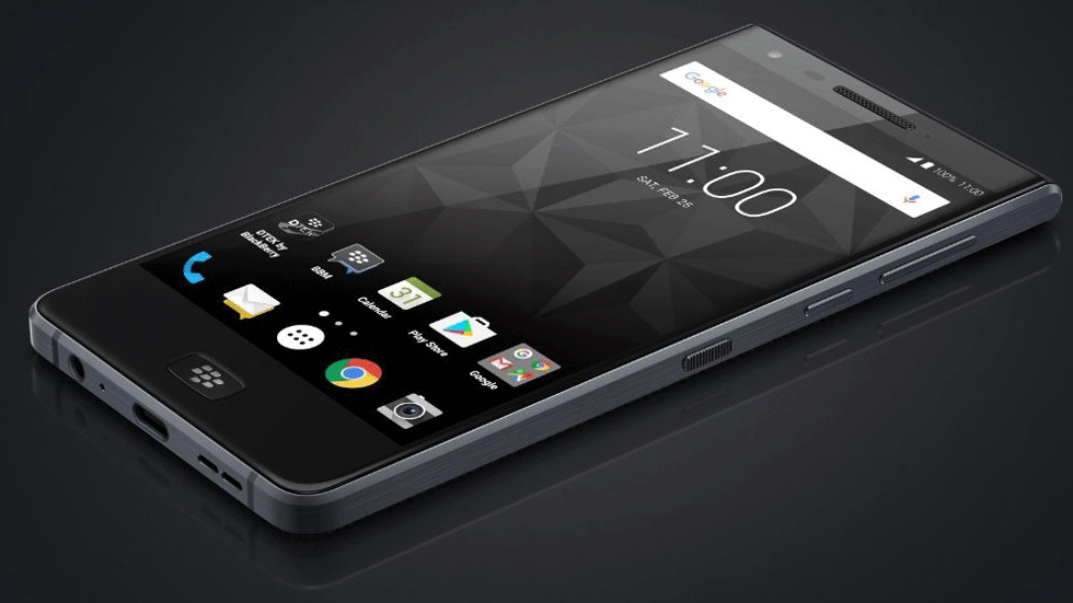 Инсайдер показал смартфон BlackBerry Motion. Да, он без физической клавиатуры