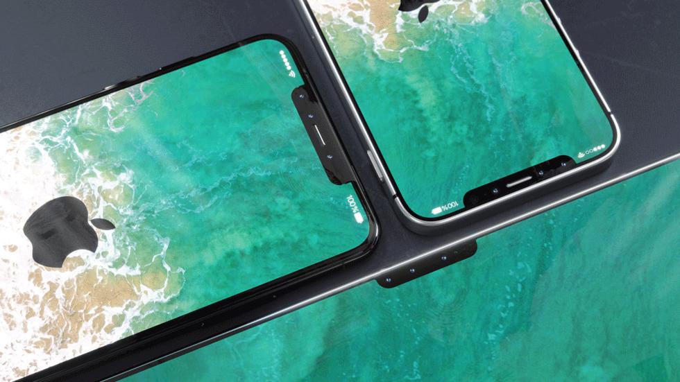 CURVED/labs создали концепты новых устройств Apple в стиле iPhone X (видео)