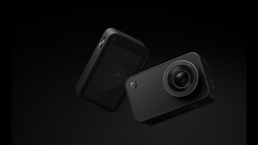 Цена новой экшн-камеры Xiaomi MiJia 4Kрезко снизилась