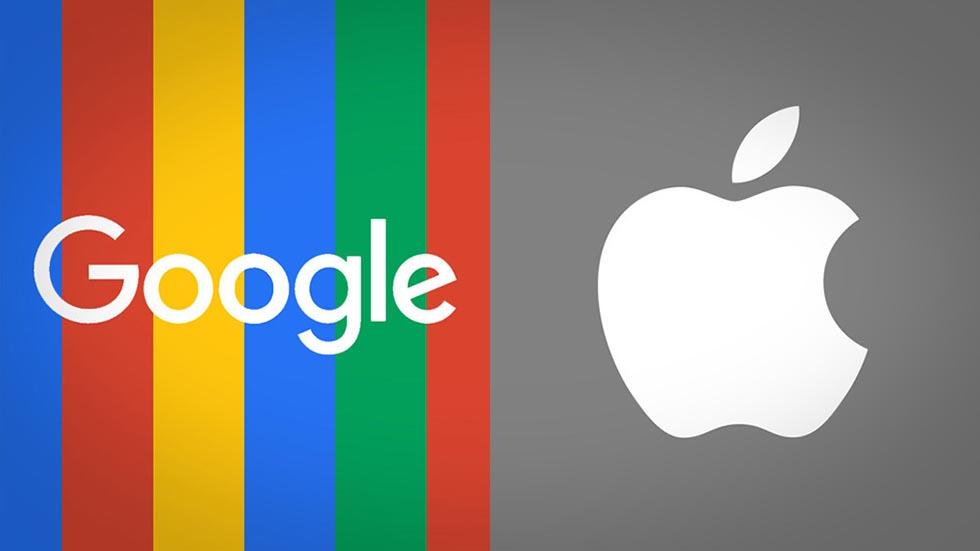 Dow Jones поошибке сообщило ослиянии Apple иGoogle