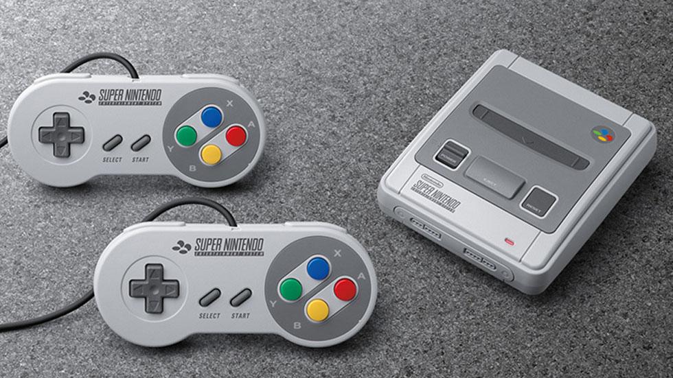 В России стартовали продажи ретро-консоли Nintendo SNES Classic Mini