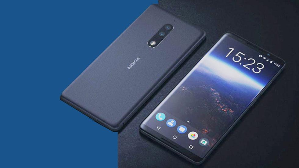 Новые реалистичные рендеры Nokia 9 — слишком хорош