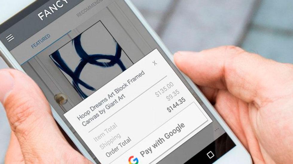 Google представила «улучшенный» Apple Pay Online