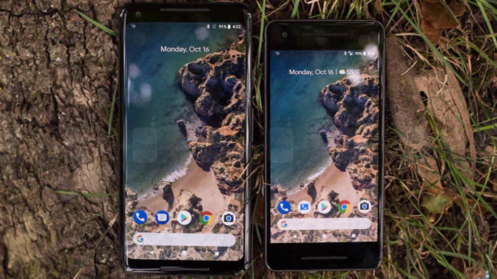 У Google Pixel 2 XL проблемы с экранами