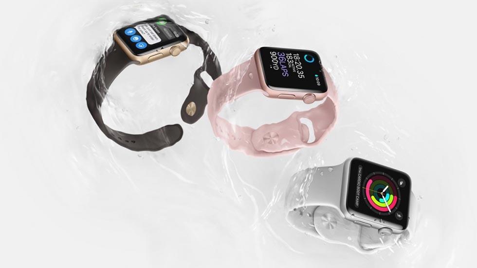 Ритейлеры массово снижают цены на Apple Watch Series 2