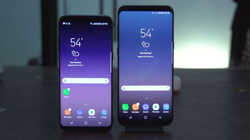 Все смартфоны Samsung получат Android 8.0 Oreo только в следующем году